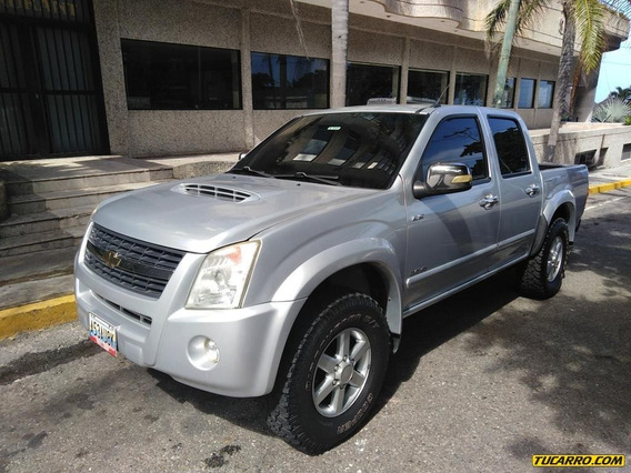 Chevrolet Luv Dmax Doble Cabina Ls 4x4