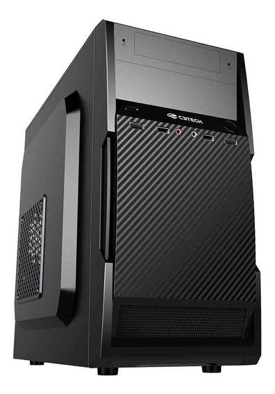 Computador Novo Intel I5 2400 4gb Ddr3 Hd 500gb Gabinete