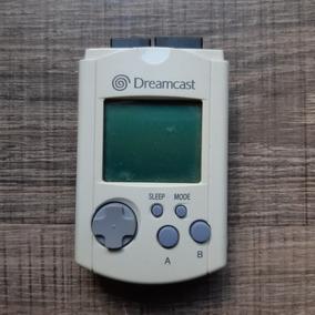 Memory Card Original Jp Vmu Para Sega Dreamcast Ref C1178