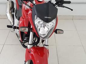 Honda Cb 300r Vermelha 2014/14