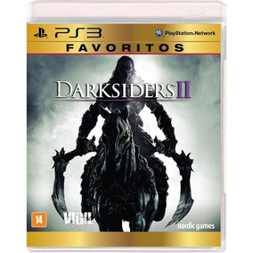 Darksiders 2 Ps3 Favoritos - Midia Fisica