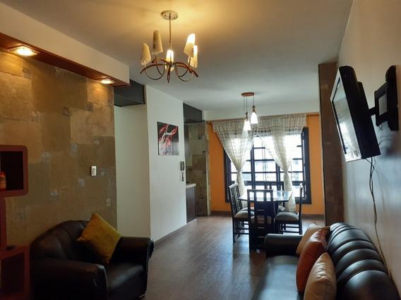 Bello Apartamento Equipado En Barrio Obrero