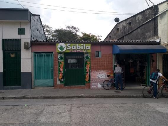 Casa Lote En El Centro De La Tebaida