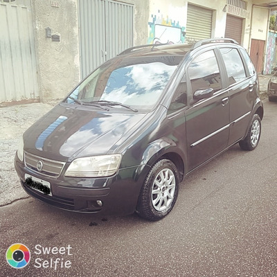 Fiat Idea 2006 1.8 Hlx Flex 5p Br