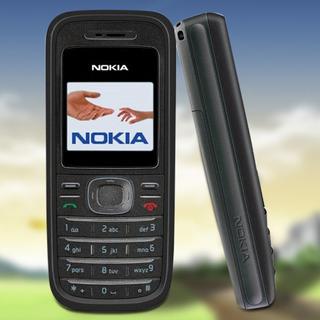 Celular Usado Nokia 1208 Bloqueado/claro
