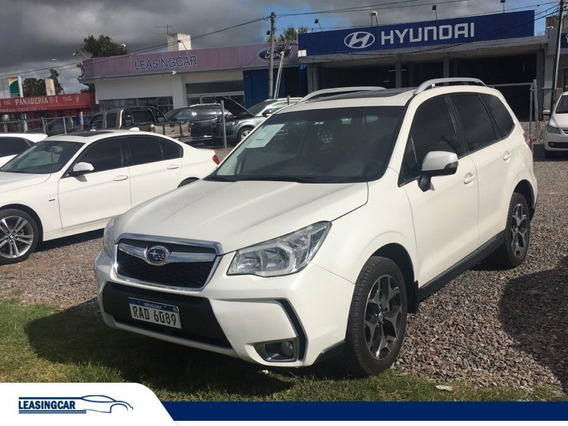 Subaru Forester Xt Automatica 2016 Impecable!