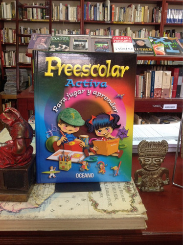 Libro Infantil De Colombia. Preescolar. Oceano.