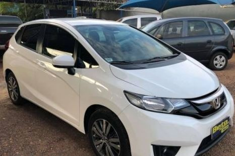 Honda Fit 1.4 Cx Flex 5p
