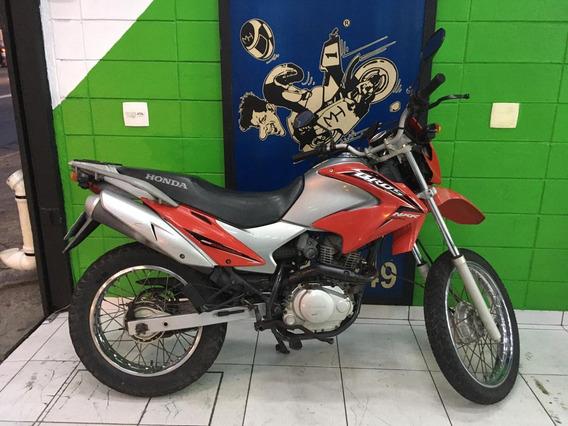 Honda Nxr150 Bros Mix Es