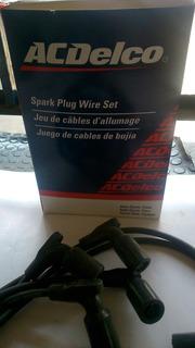 Cables Bujias Silverado Vortec 4.3 06/09 Sistema Bobina