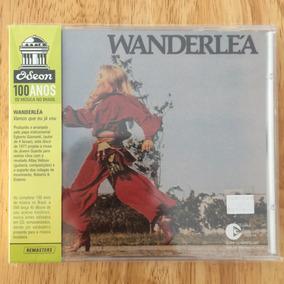 Cd Wanderléa Vamos Que Eu Já Vou - Remaster Odeon 100 Anos!!