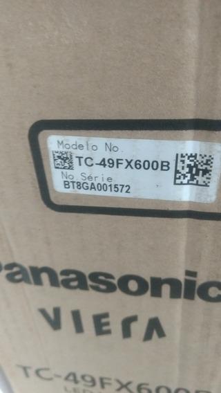 Peças Tv Panasonic 49 Fx600b