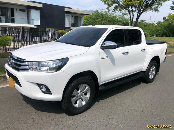 Toyota Hilux Full Equipo 2.8 Diesel