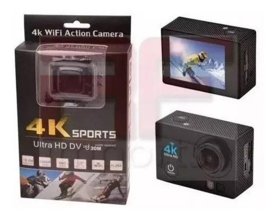 Câmera Action Sports 4k