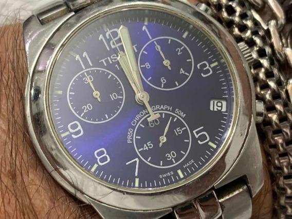 Tissot Chronograph Wr50m Sapphire Swiss Made