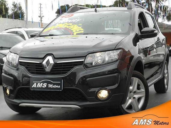 Renault Sandero Stepway 1.6 16v Hi-flex 4p 2019