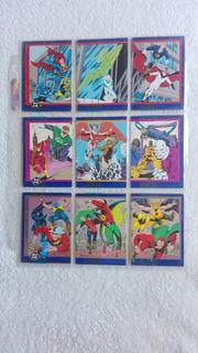 Dc Comics 1993 Skybox, Set 150 Tarjetas En Excelente Estado