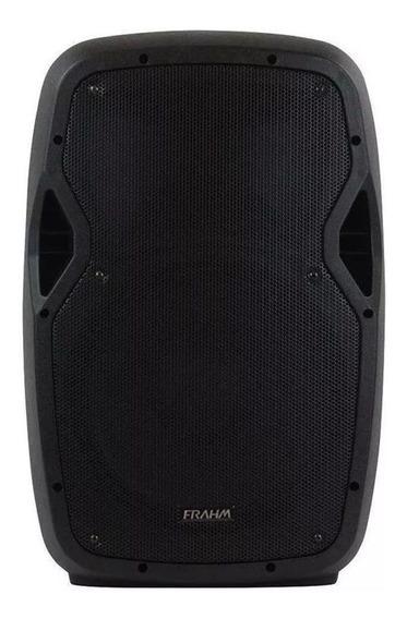Caixa De Som Frahm Ps12 Passiva Bluetooth Usb Sd 200w Rms