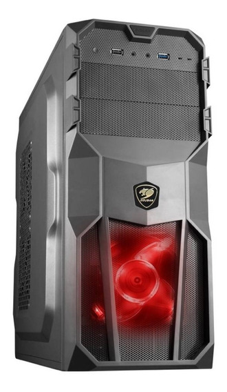 Pc Gamer Amd Fx 8320e Octa Core - 1050 Ti