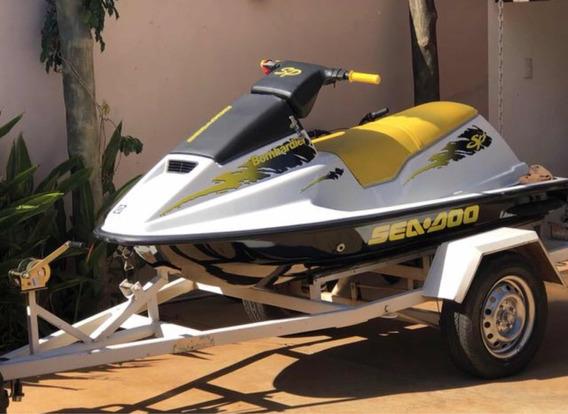 Seadoo Sp 580 Cc