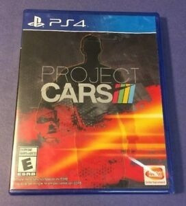 Project Cars Ps4 (en Cd)
