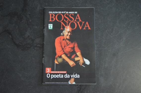 Bravo Coleção 50 Anos Bossa Nova 3 Vinícius Revista