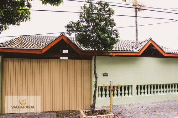 Casa Com 3 Dormitórios À Venda, 240 M² Por R$ 550.000 - Jardim Satélite - São José Dos Campos/sp - Ca0173