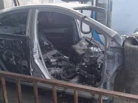 Chocados Toyota Corolla Xei - Automática