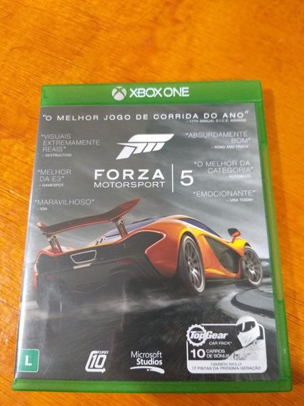 Forza Motorsport 5 Xbox One Midia Fisica Impecavel