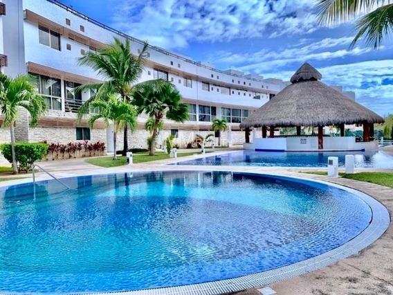 Kaan Townhouses - Departamento Amueblado En Renta / Furnished Apartment For Rent