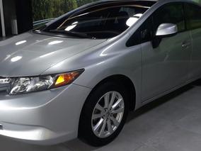 Honda Civic Civic Lx Automático 2012