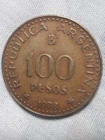 Moneda De 1978 De 100 Pesos