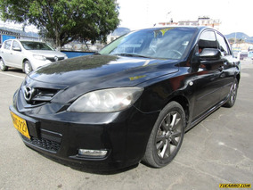 Mazda 3 Speed Ub Ex Full Equipo