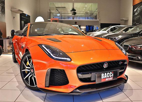 Jaguar F-type 5.0 Coupé Svr Awd Supercharged V8 32v