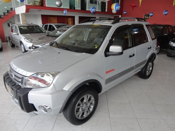 Ford - Ecosport Xlt Freestyle 1.6 Flex Completo