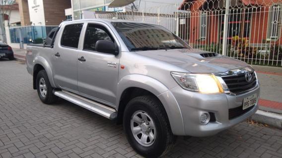 Toyota Hilux 3.0 Std Cd Ano 2015
