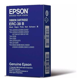 Cinta De Tinta Epson Erc38b 38b Erc 38 B Original
