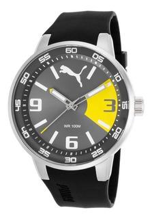 Reloj Puma Hombre Pu104171002 Acero Caucho