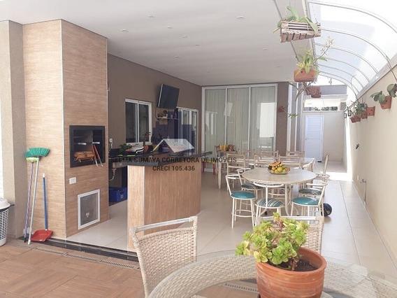 Casa A Venda No Bairro Residencial Gaivota Ii Em São José - 2019402-1