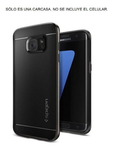 Samsung Galaxy S7 Edge Spigen Neo Hybrid Carcasa Funda Case