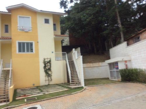 Casa Com 3 Dormitórios 1 Suite À Venda, 85 M² Por R$ 450.000 - San Paolo - Cotia/sp - Ca1126