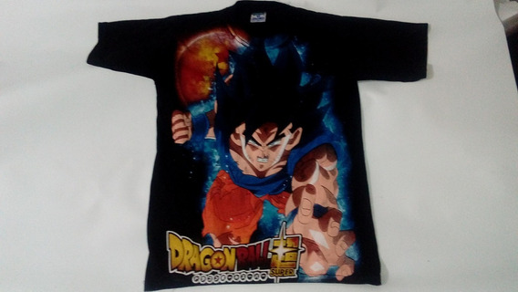 Playera Dragon Ball Super - Goku Migatte No Gokui