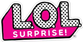 L.o.l Surprise! Accessory Set- Bracelets, Snap Clips, Rings