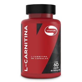L-carnitina 60 Caps