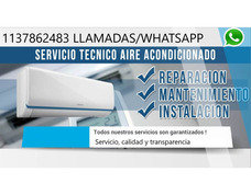 Instalacion Service Técnico Aire Acondiciona Split/heladeras