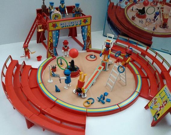 Playmobil N°3770 Circo De Los 80