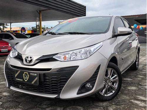 Imagem 1 de 12 de Toyota Yaris 1.3 Xl Plus Aut 2020