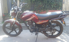 Loncin City Star Lx125-71a 2015