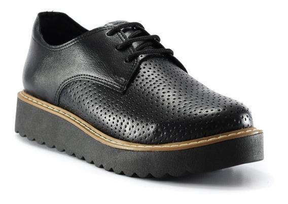 Zapatos Mujer Acordonados Botas Savage Nueva Temporada