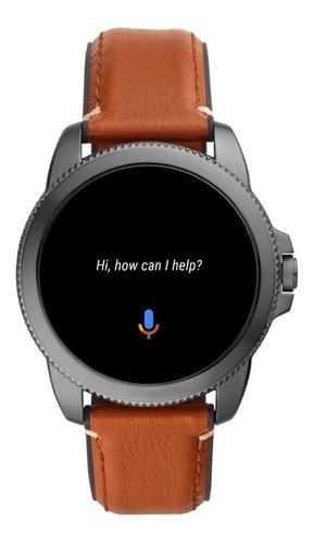Imagen 1 de 9 de Reloj Smartwatch Gen 5e Correa Cuero